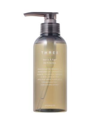 『THREE( スリー )スキャルプ&ヘア リファイニング シャンプー』の口コミ&成分を美容師が解析